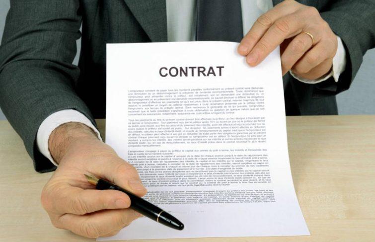 A quel moment doit-on signer un contrat de vente ?