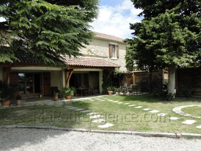 Vente maison villa carpentras particulier 333 ma petite for Vente maison particulier