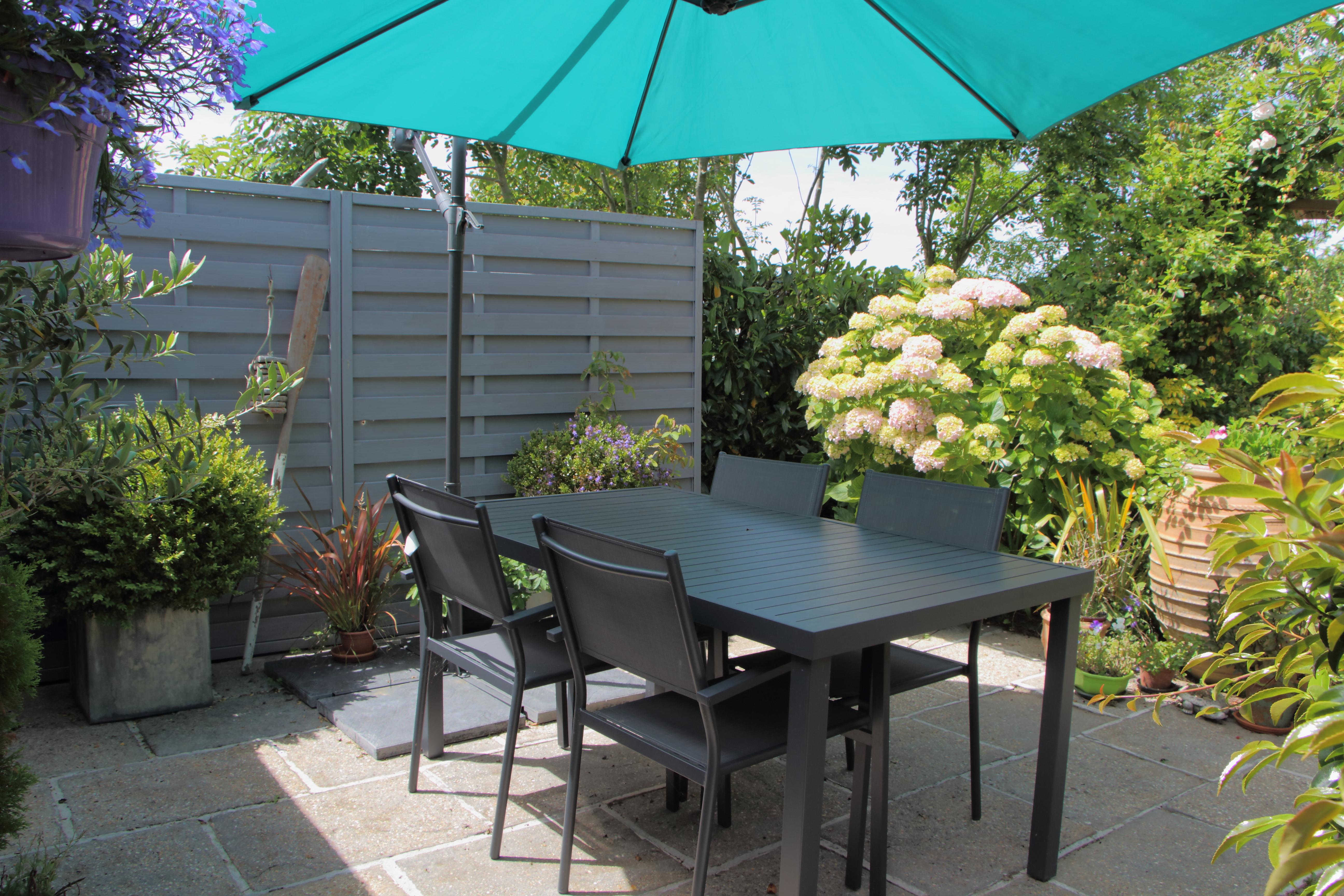 Appartement T3 avec terrasse et jardin à Bordeaux